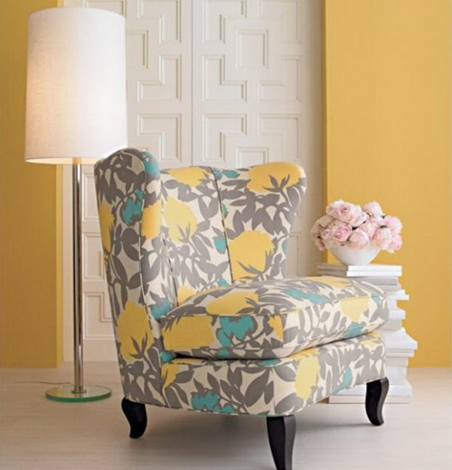 Floral Bedroom Chair 578x60 How to Use Seamless Patterns to Create Fascinating Designs