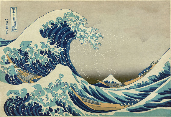 Great Wave off Kanagawa The Influence of Japanese Culture in Graphic Design