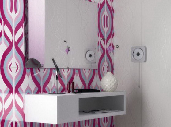 Met Puple Bathroom Design How to Use Seamless Patterns to Create Fascinating Designs