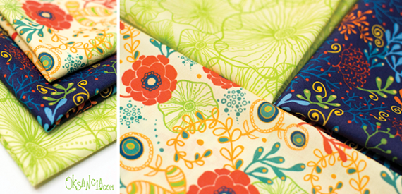 Underwater flowers Combo How to Use Seamless Patterns to Create Fascinating Designs