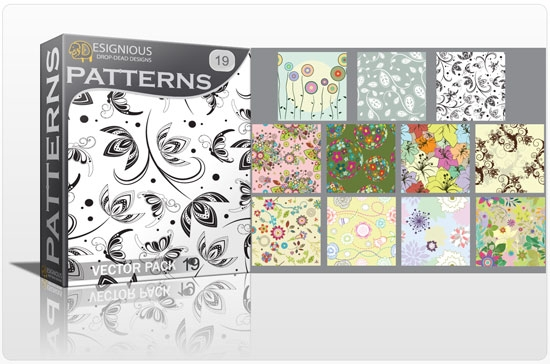 antique patterns 19 How to Use Seamless Patterns to Create Fascinating Designs