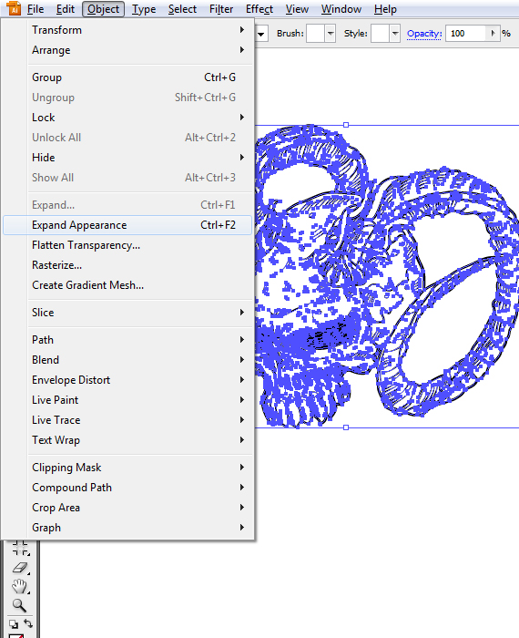 expand pixel 77 complete guide to draw skulls illustrator A complete guide to drawing evil vector skulls in Illustrator