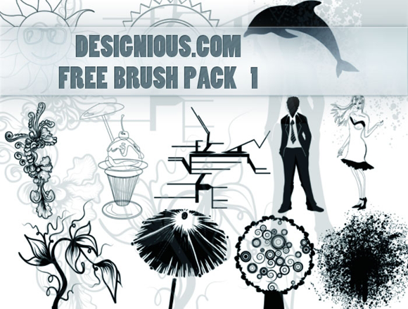free photoshop brush1 18 Awesome Free Photoshop Brushes Sets You Must Get Your Hands On!