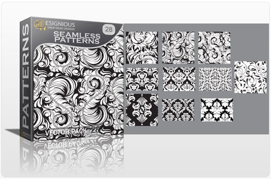 seamless 28 How to Use Seamless Patterns to Create Fascinating Designs