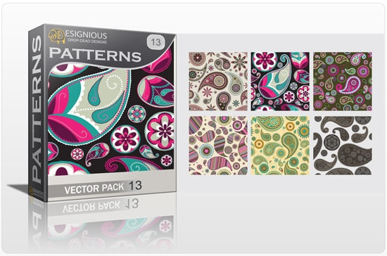 seamless13 How to Use Seamless Patterns to Create Fascinating Designs