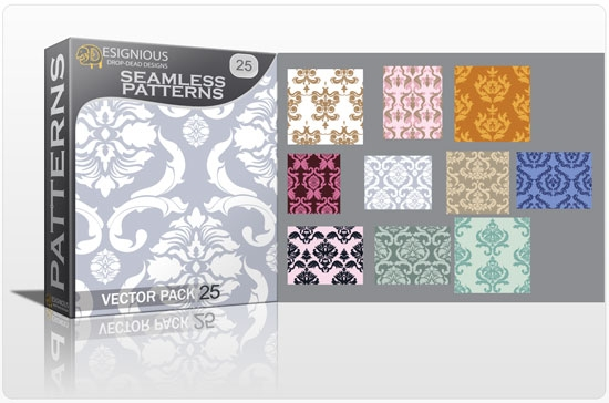 seamless251 How to Use Seamless Patterns to Create Fascinating Designs