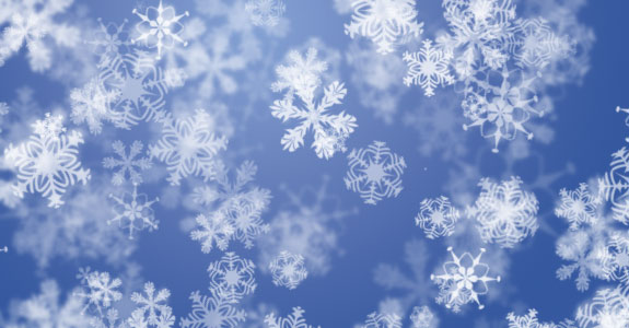 snowflake tutorial finished How to Create Vector Snowflakes Tutorials & Design Resources