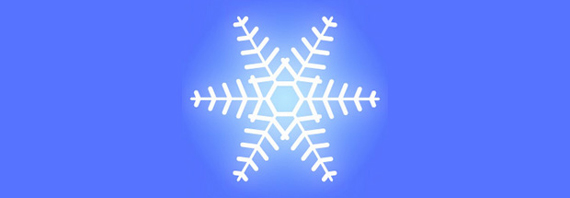 snowflake tutorial2 How to Create Vector Snowflakes Tutorials & Design Resources