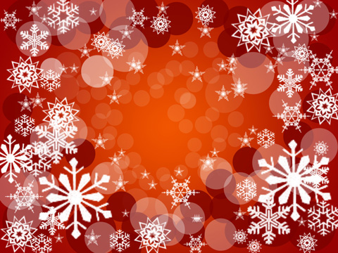 winter greeting card How to Create Vector Snowflakes Tutorials & Design Resources