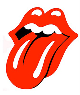 Rolling Stones Logo1 Logos: The Face and Heart of a Company