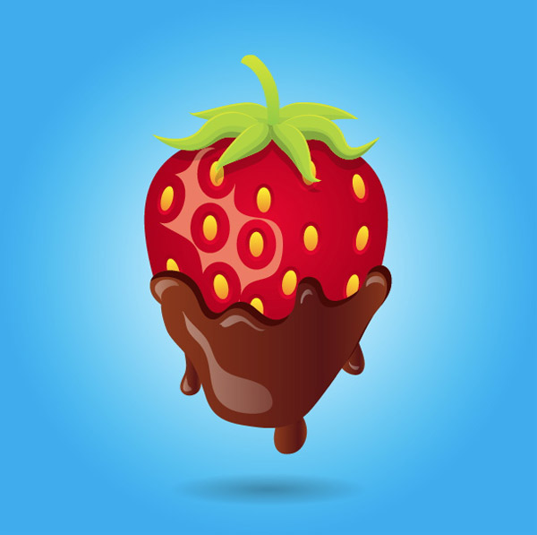 chocoberry 33 Top 20 Vector Tutorials for Beginners and Advanced Designers