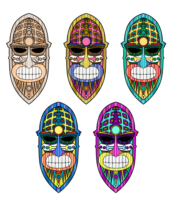 final vectorious tiki mask tutorial Top 20 Vector Tutorials for Beginners and Advanced Designers