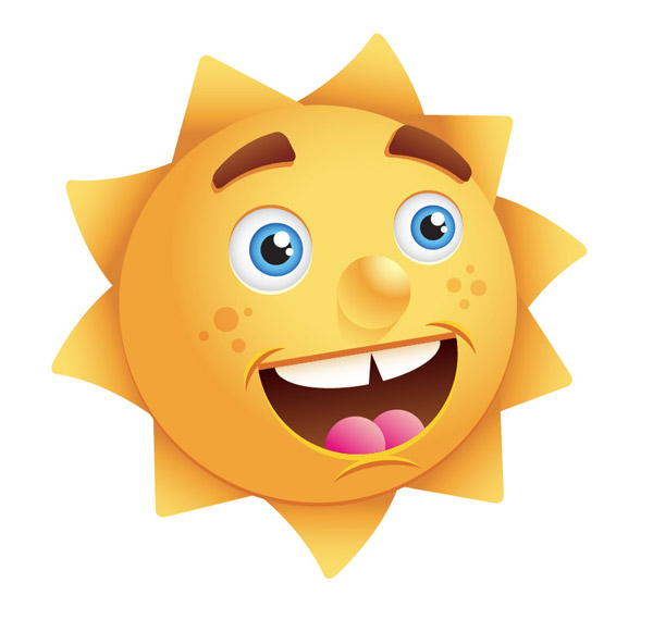 sun character vector tutorial Top 20 Vector Tutorials for Beginners and Advanced Designers