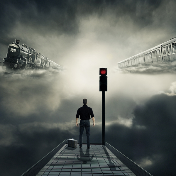 surreal photo manipulation Photoshop Tutorials Roundup   December 2011