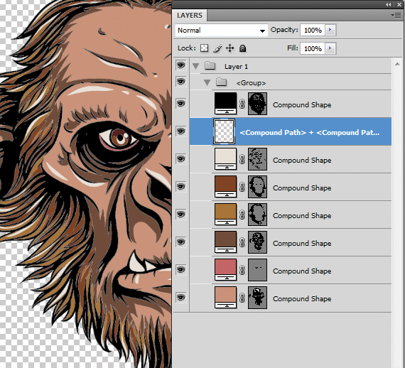 11 How to open vector AI or EPS files in Photoshop