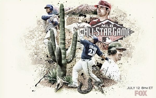 MLB All Star Game Chad Gersky Artist of the Week   Graphic Designer Chad Gersky