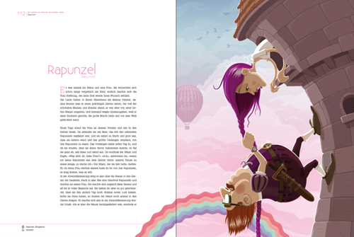 rapunzel Interview with Talented Graphic Artist Andreas Krapf