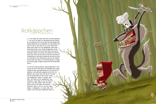 redcap Interview with Talented Graphic Artist Andreas Krapf