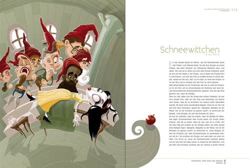 schneewittchen Interview with Talented Graphic Artist Andreas Krapf