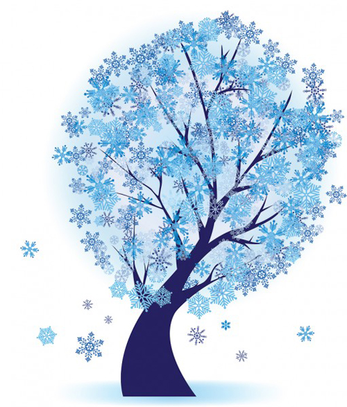 Vector tree 5 Top 10 Most Vivacious Vector Tree Illustrations from 2011