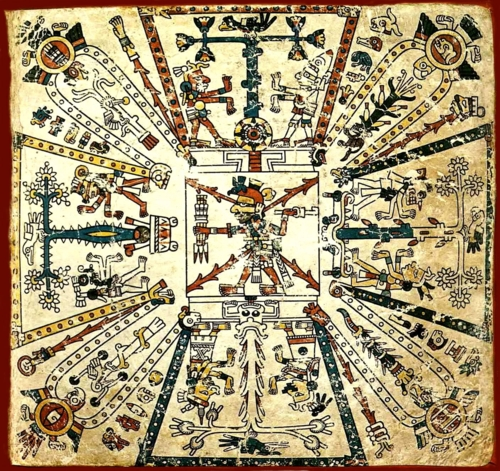 Aztec vector 21 The Aztecs Mark on Modern Art and Culture