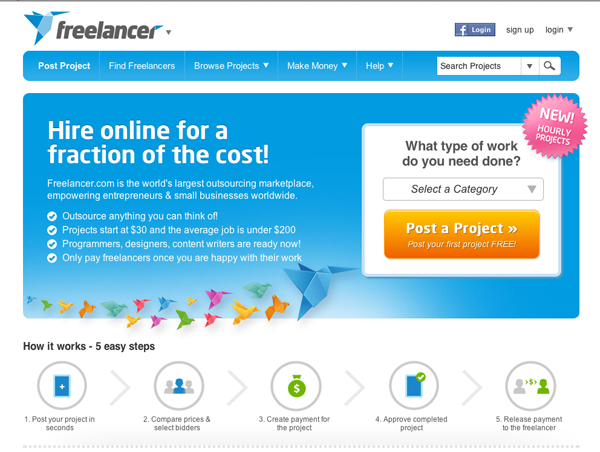 freelancer Talent Markets   Your Freelance Design Career Firestarters
