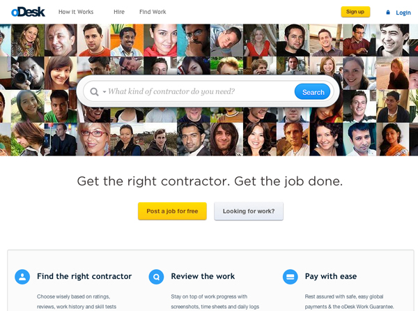 odesk Talent Markets   Your Freelance Design Career Firestarters