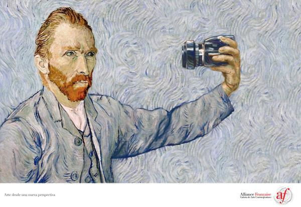 Ads famous paintings 15 15 Creative Ads Inspired by Famous Paintings