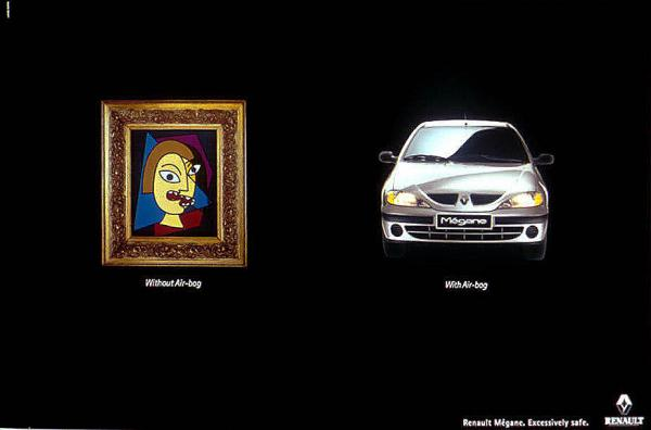 Ads famous paintings 5 15 Creative Ads Inspired by Famous Paintings
