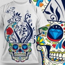 20 T-shirt Designs & Floral Mega Pack