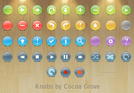 Free clean icon sets 1 20 Free Clean Icon Sets for Your Web Designs