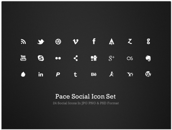 Free clean icon sets 14 20 Free Clean Icon Sets for Your Web Designs