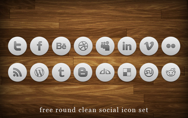 Free clean icon sets 15 20 Free Clean Icon Sets for Your Web Designs