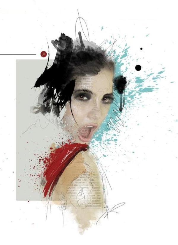 Jeremy Kyle digital art 10 Artist of the Week   Talented Illustrator Jeremy Kyle