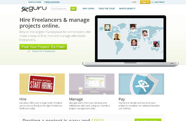 Outsourcing freelance designer 4 Outsourcing & Finding Jobs as a Freelance Graphic Designer