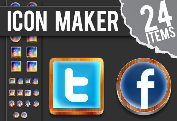 Photoshop icon maker 20 Free Clean Icon Sets for Your Web Designs