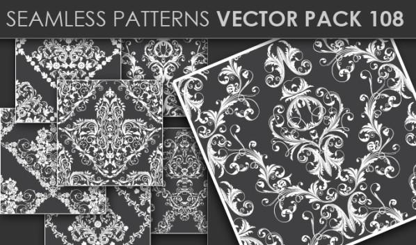 designious patterns vector 108 20 Cool T shirt designs & 10 Seamless Patterns Vector Packs from Designious.com