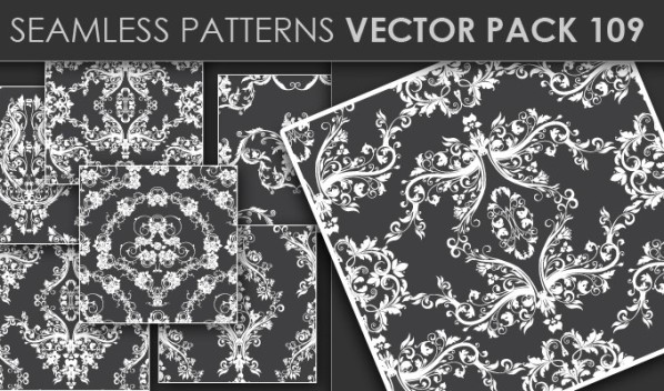 designious patterns vector 109 20 Cool T shirt designs & 10 Seamless Patterns Vector Packs from Designious.com