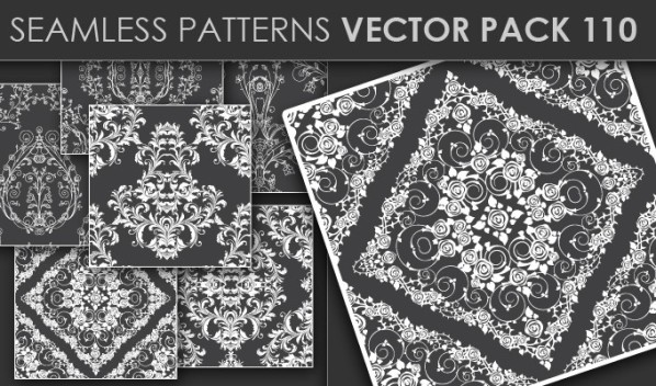designious patterns vector 110 20 Cool T shirt designs & 10 Seamless Patterns Vector Packs from Designious.com