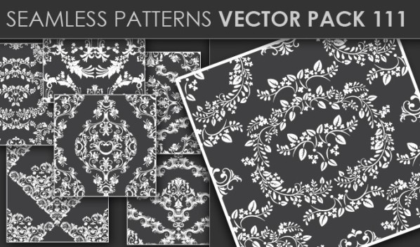 designious patterns vector 111 20 Cool T shirt designs & 10 Seamless Patterns Vector Packs from Designious.com