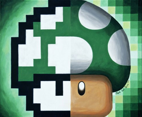 Collection 8 bit art 22 Jaw Dropping 8 bit Digital Art and Vector Freebies