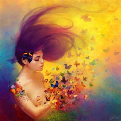 Photoshop tutorials digital painting 14 20 Photoshop Tutorials for Improving Your Digital Painting Skills