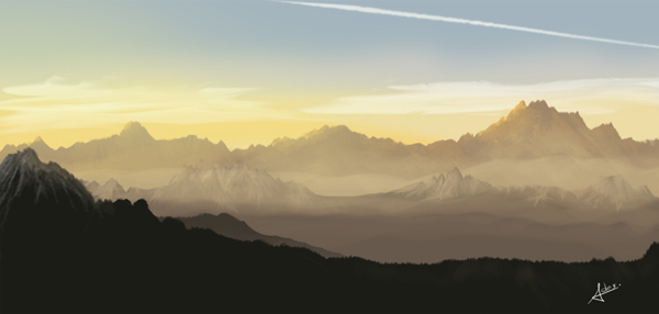 Photoshop tutorials digital painting 6 20 Photoshop Tutorials for Improving Your Digital Painting Skills