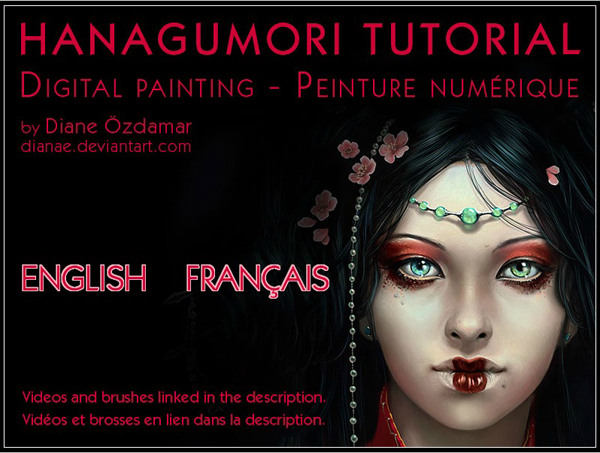Photoshop tutorials digital painting 7 20 Photoshop Tutorials for Improving Your Digital Painting Skills