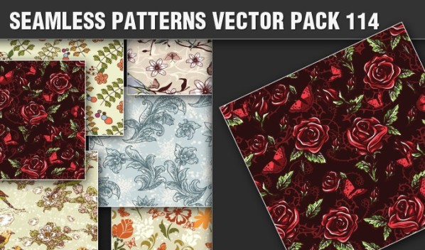 designious patterns vector 114 small New Products from Designious.com: 20 Awesome Vector Packs, 10 Urban T shirt Designs & 2 New Freebies