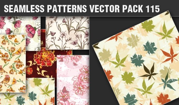 designious patterns vector 115 small New Products from Designious.com: 20 Awesome Vector Packs, 10 Urban T shirt Designs & 2 New Freebies
