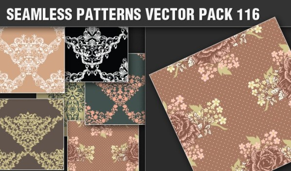 designious patterns vector 116 small New Products from Designious.com: 20 Awesome Vector Packs, 10 Urban T shirt Designs & 2 New Freebies