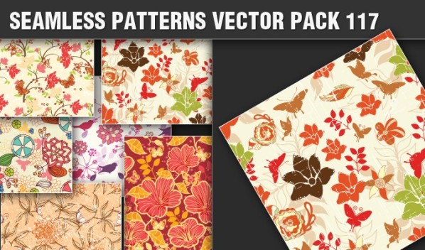 designious patterns vector 117 small New Products from Designious.com: 20 Awesome Vector Packs, 10 Urban T shirt Designs & 2 New Freebies
