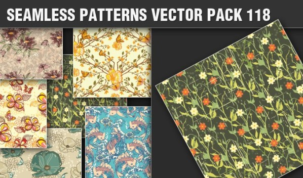 designious patterns vector 118 small New Products from Designious.com: 20 Awesome Vector Packs, 10 Urban T shirt Designs & 2 New Freebies