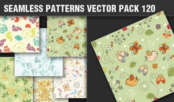 designious patterns vector 120 small New Products from Designious.com: 20 Awesome Vector Packs, 10 Urban T shirt Designs & 2 New Freebies